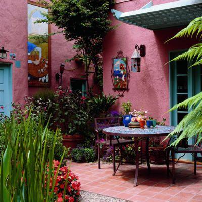 40 Ideas For Patios Gardens Patio And San Jose