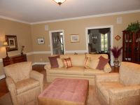 Paramount Sofa with two Turner Swivel Chairs with a Nassau ...