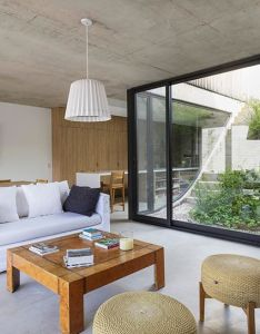 Image of from gallery memo house bam photograph by jeremias thomas also solar powered modern home has gardens on every floor green rh za pinterest