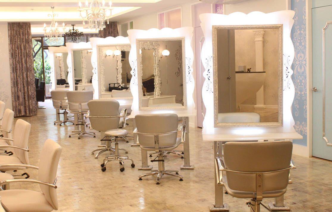 Salon Decorating on Pinterest  Beauty Salon Interior Vintage Salon Decor and Salon Ideas