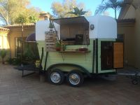 Awesome Food Trucks! Little Kitchen Pizza Trailer Portugal ...