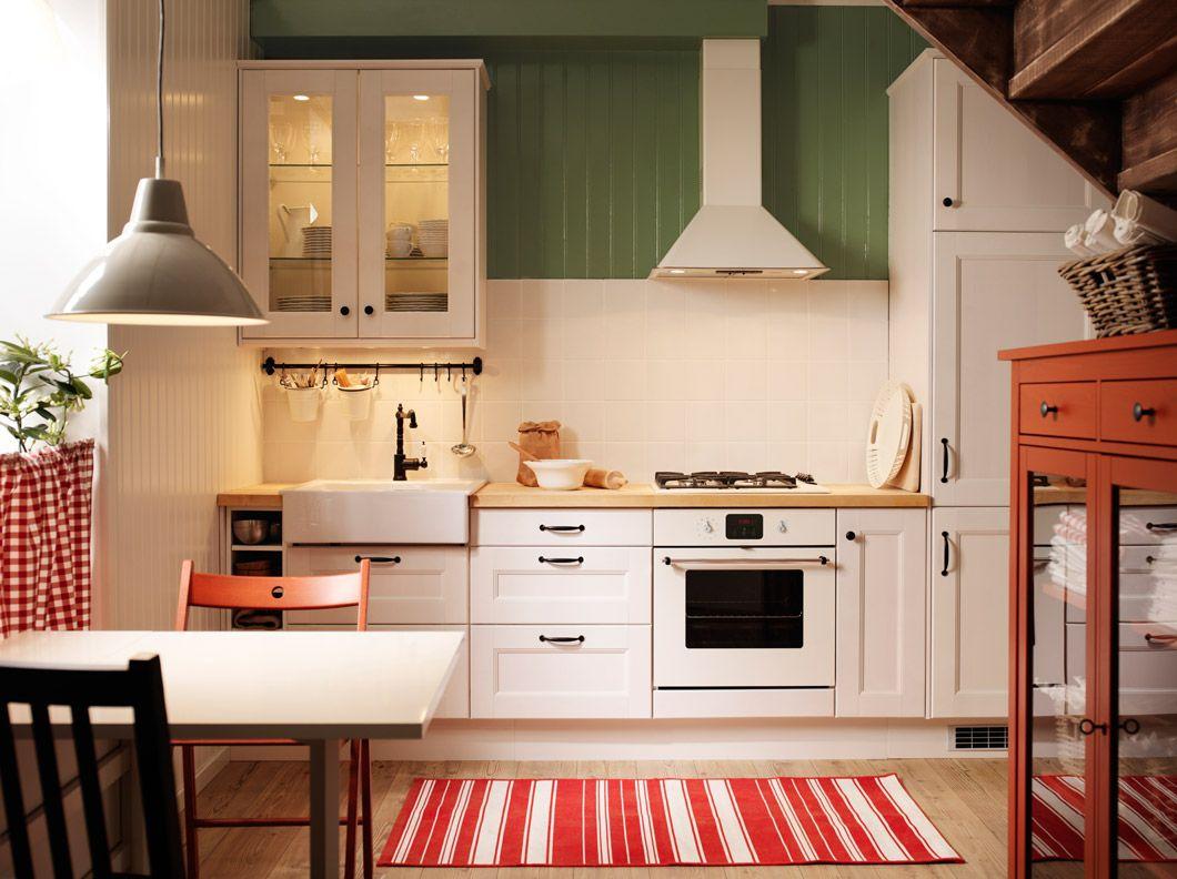 Ikea Küche Faktum+ramsjö   Ikea