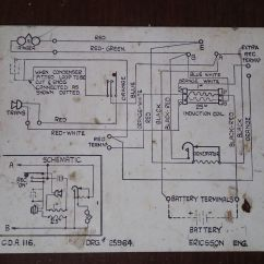 Telephone Handset Wiring Diagram 2001 Bmw 740il Engine Phone Number 2 Magneto Wall Telephones