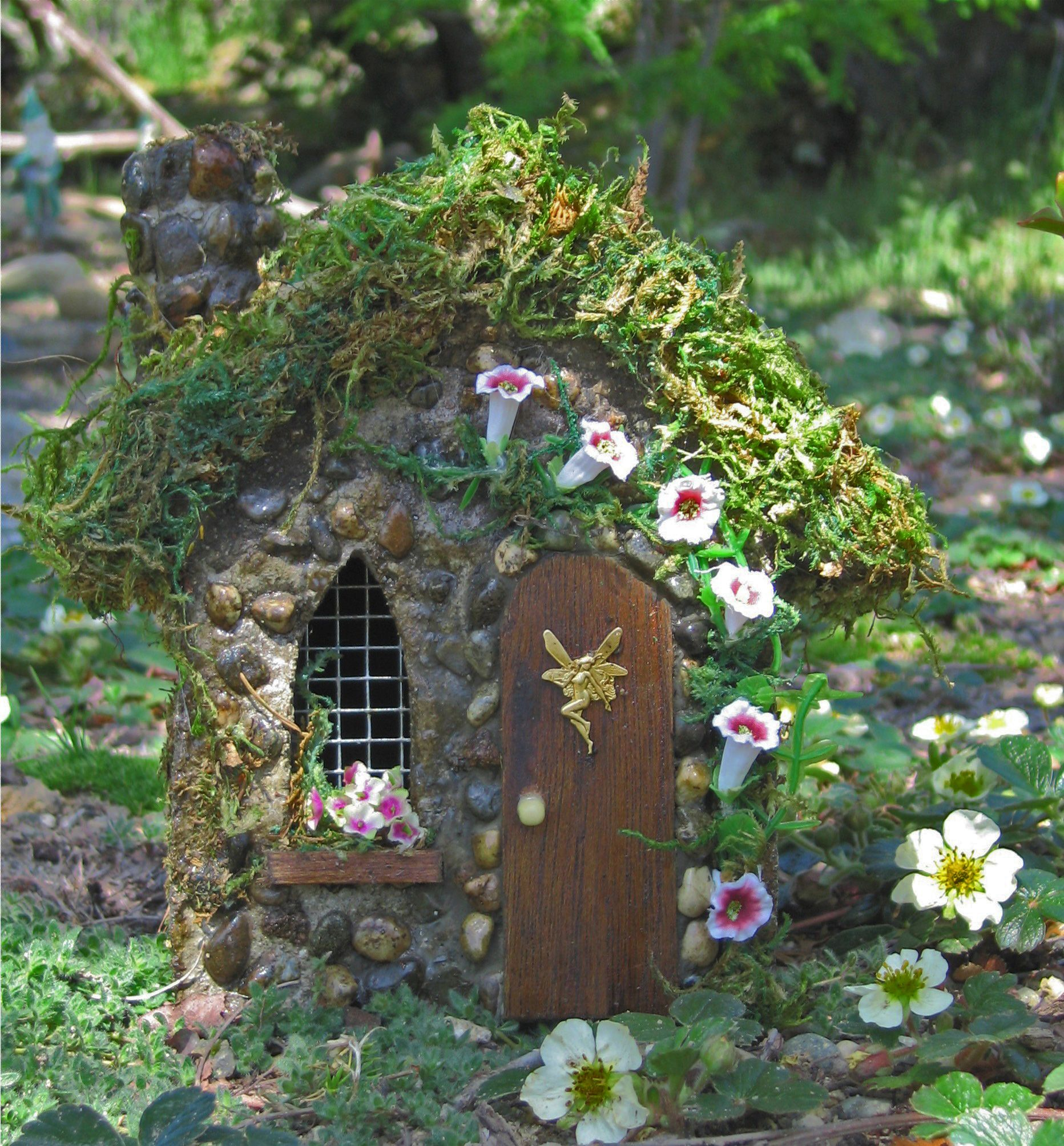 Granddaughter Fairy Garden Day Gardens Fairy Pictures And