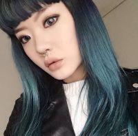 Arctic Fox Hair Color Transylvania + Aquamarine   hair ref ...