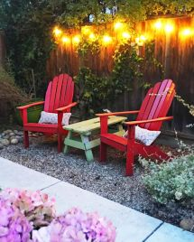 Give Outdoor Spaces Character With Flea-market Finds
