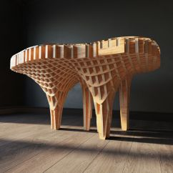 Chair Design Model Used Theater Chairs 3d Parametric Table Mushroom Interior Furniture