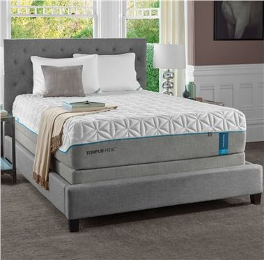 Tempur Pedic S Cloud Luxe Mattress Collection The Ultimate Combination Of Plush Comfort And Deep Adaptive Support