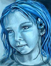 Monochromatic painting   Art Education: Grade 6 - Term 1 ...