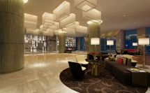 Modern Hotel Lobby Design