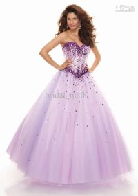 big puffy purple prom dress - Google Search | Prom dresses ...