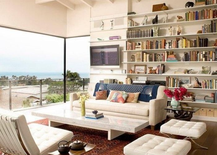 Persian rug with white sofa chairs also rugs pinterest
