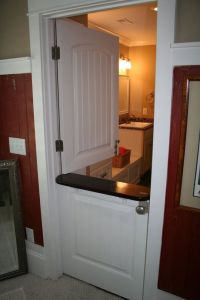 Interior dutch door Lowes