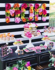 aa ed        mas diy birthday tablediy th birthday th celebration ideasdiy th decorationsmother also  pinteres rh pinterest