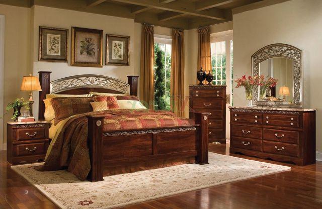 Wood Furniture Bedroom Design picture1