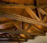 Wood Beam Ceiling Designs | Wooden Ceiling Beams, Pictures ...