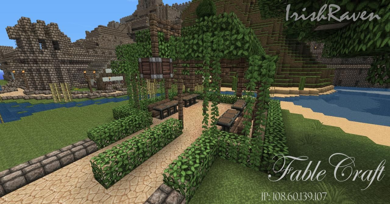 Minecraft Village Garden perfect minecraft garden ideas island village google search y on