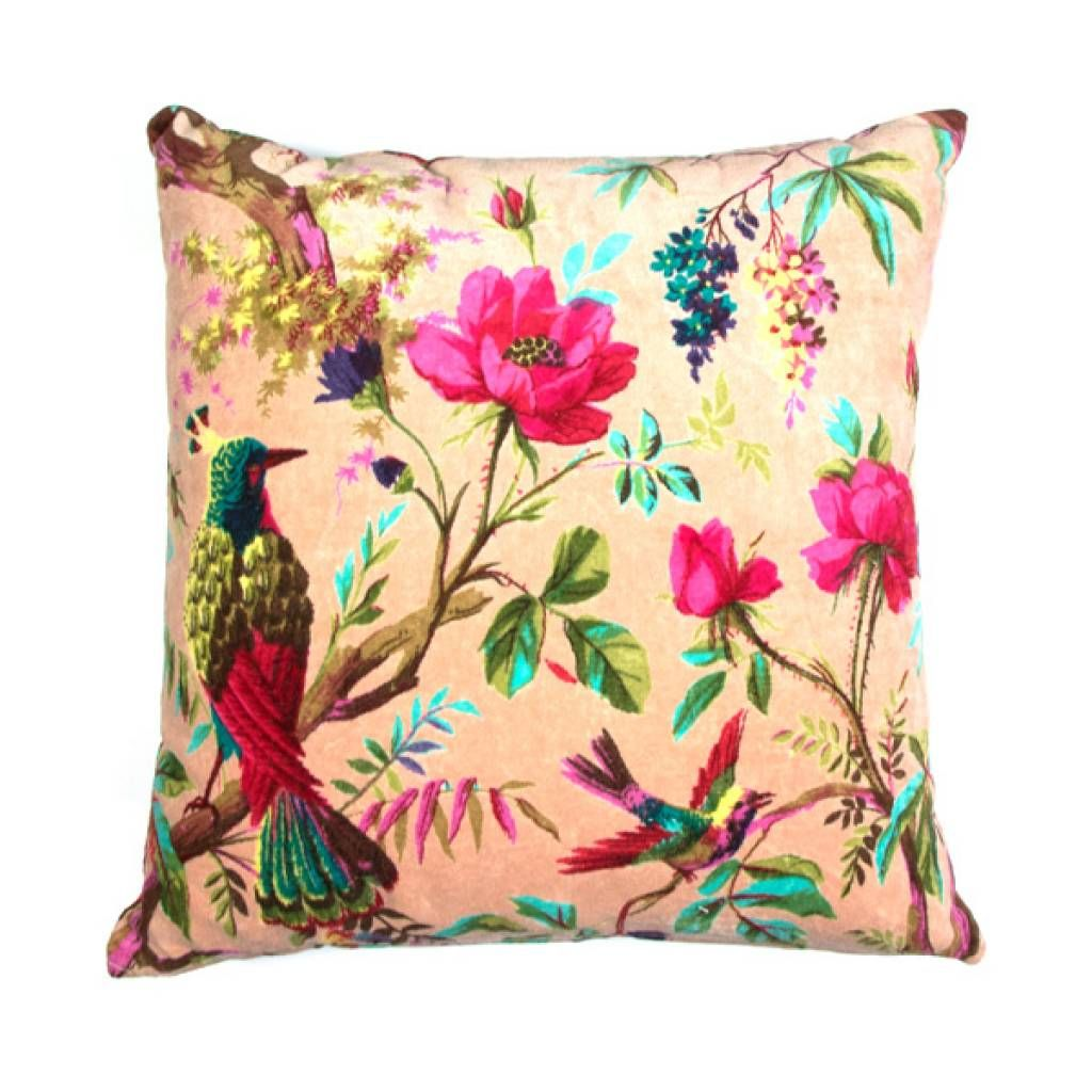 Imbarro cushion paradise beige  via nr310 woonaccessoires