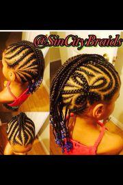 braids flower braid hair design