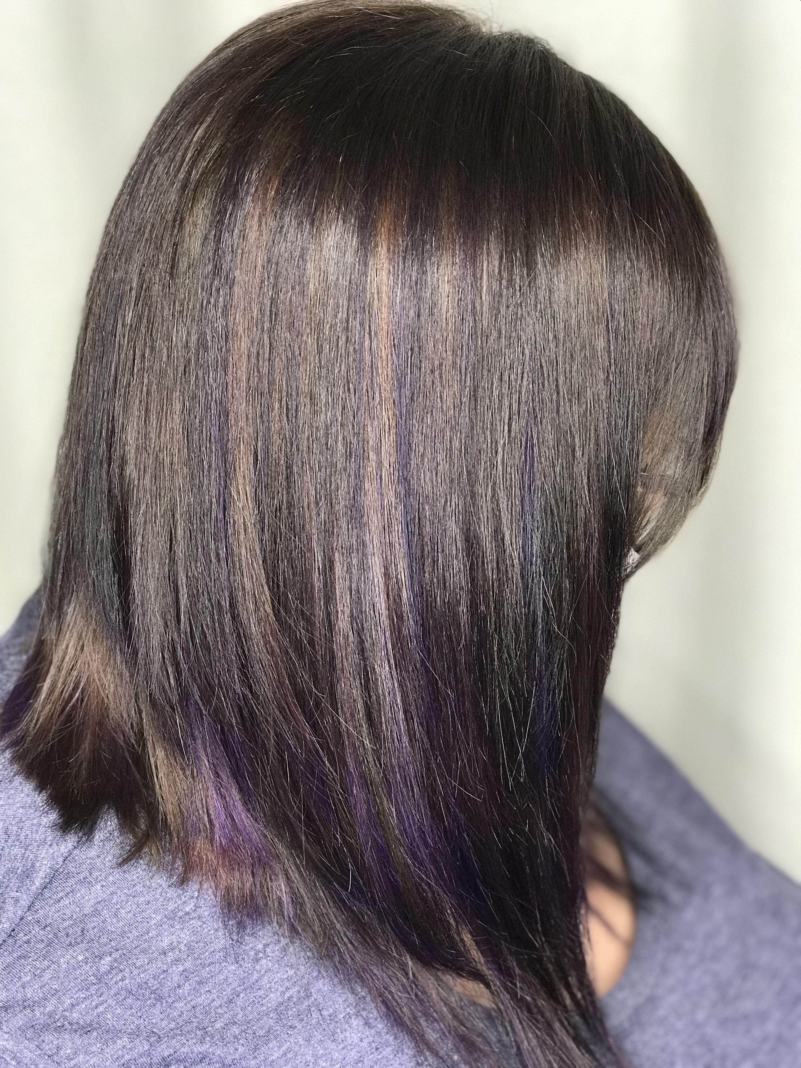 smooth long bob SMOOTH & STRAIGHT Pinterest