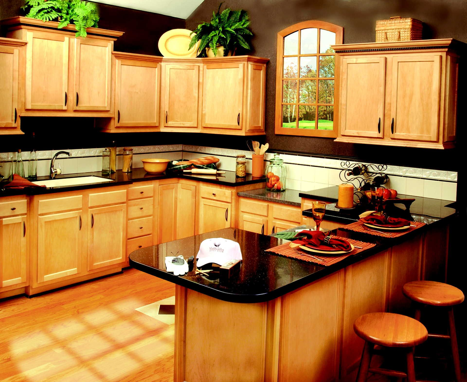 small kitchen cabinets palm tree decor best designs ideas kitchens