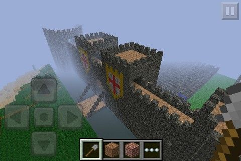 Minecraft Amazing House Map Amazing Minecraft Pocket Edition Map