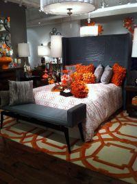 Orange and grey, trending color scheme. | Orange ...