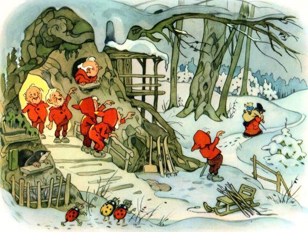 Teddy Weihnachten Fritz Baumgarten