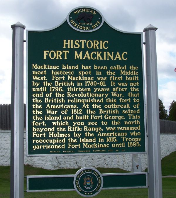 Historic Fort Mackinac