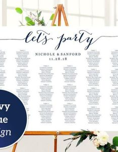 Let   party wedding seating chart template instantly download edit and print your own charts for weddings receptions special events also rh pinterest