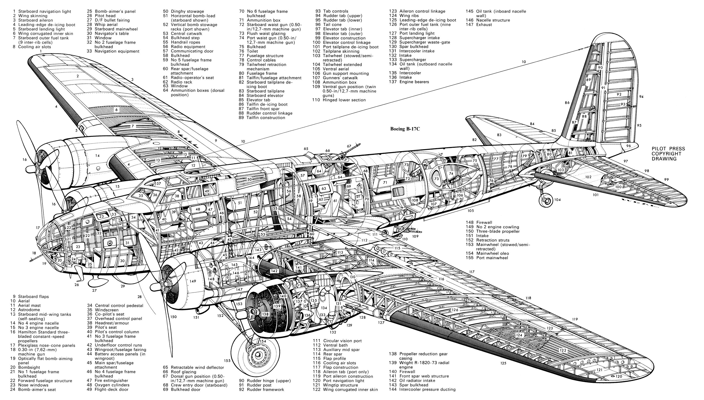 Boeingb17cflyingfortres Obrazek