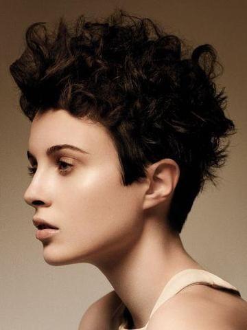 Frisuren Mittellange Haare Zum Selber Machen Locken Kurz
