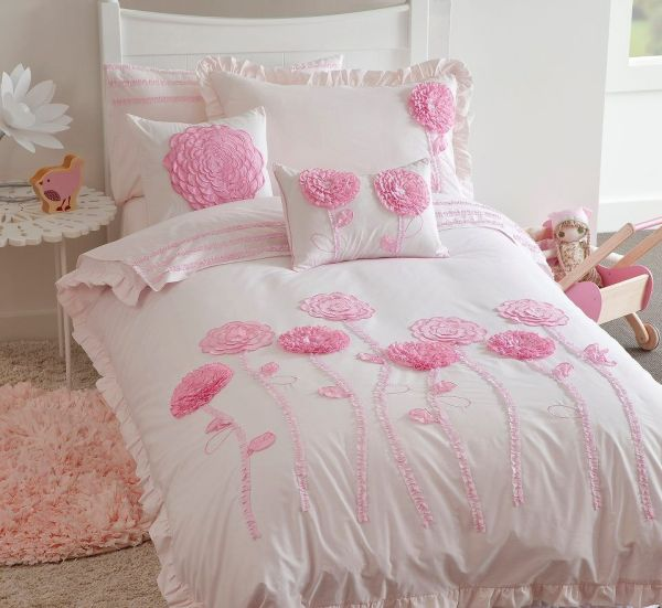 Girly Bed Sheets Kids