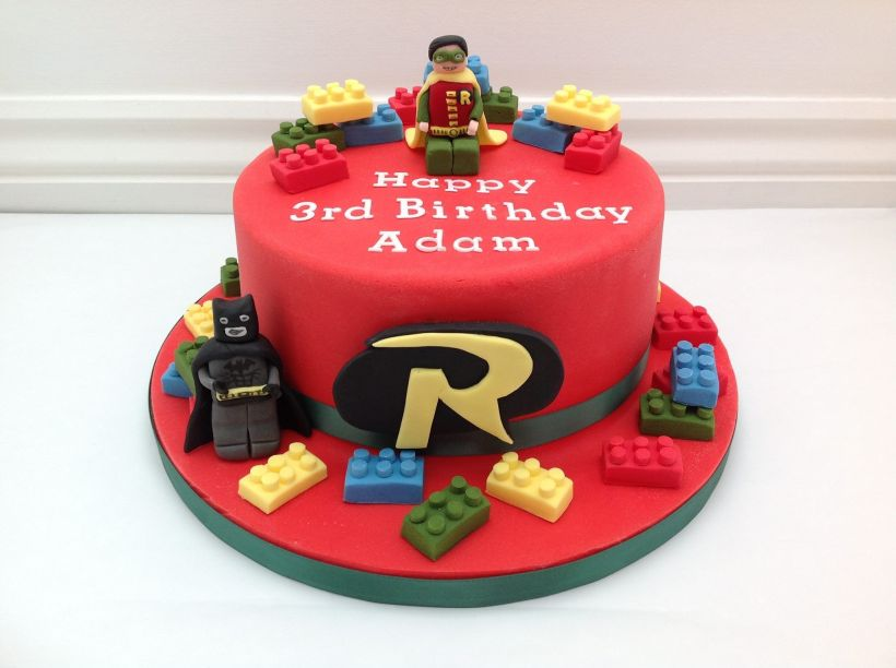 Images Of Batman And Robin Cakes Bedwalls