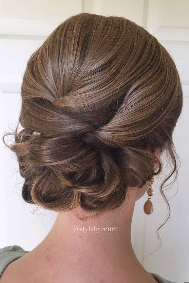 Chignon Nouvel An 2018