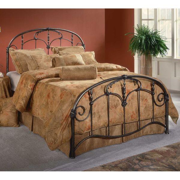 Hillsdale Jacqueline Metal Bed
