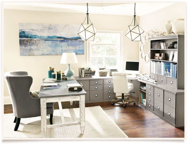 Lindsay Home Office Furniture Collection Ballard Designs For