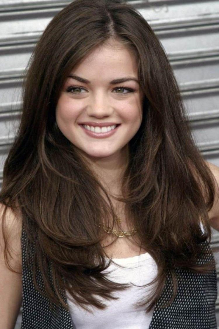 Fantastisch Coole Frisuren Frauen Lange Haare #Coole