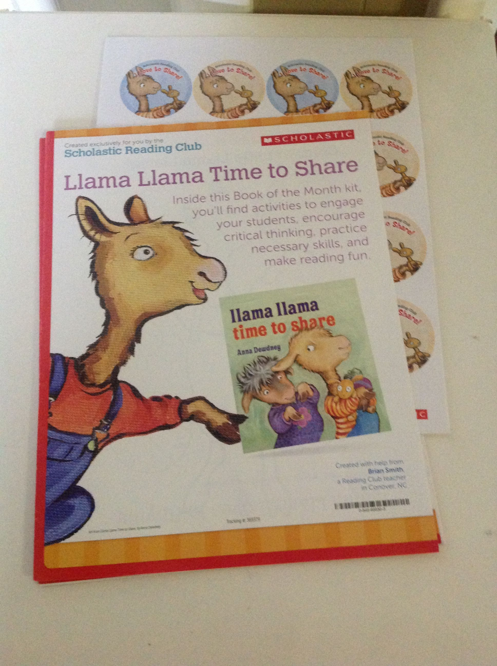 Great Free Classroom Activities For Llama Llama Time To
