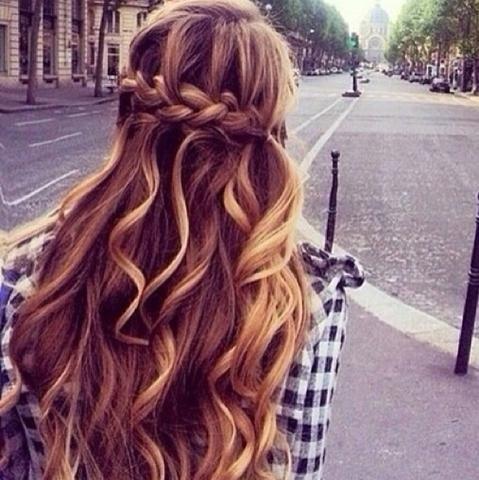 Einzigartige Abschluss Frisuren 2015 Frisuren Pinterest
