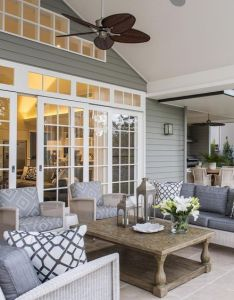 On the homefront patio project suburban faux pas coastal living roomshamptons roomhamptons househamptons style also patios and porch rh za pinterest