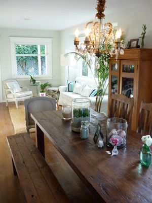 The Nest Home Decorating Ideas Recipes Dining Rooms Table