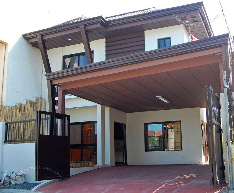 Zen Style House Design Philippines