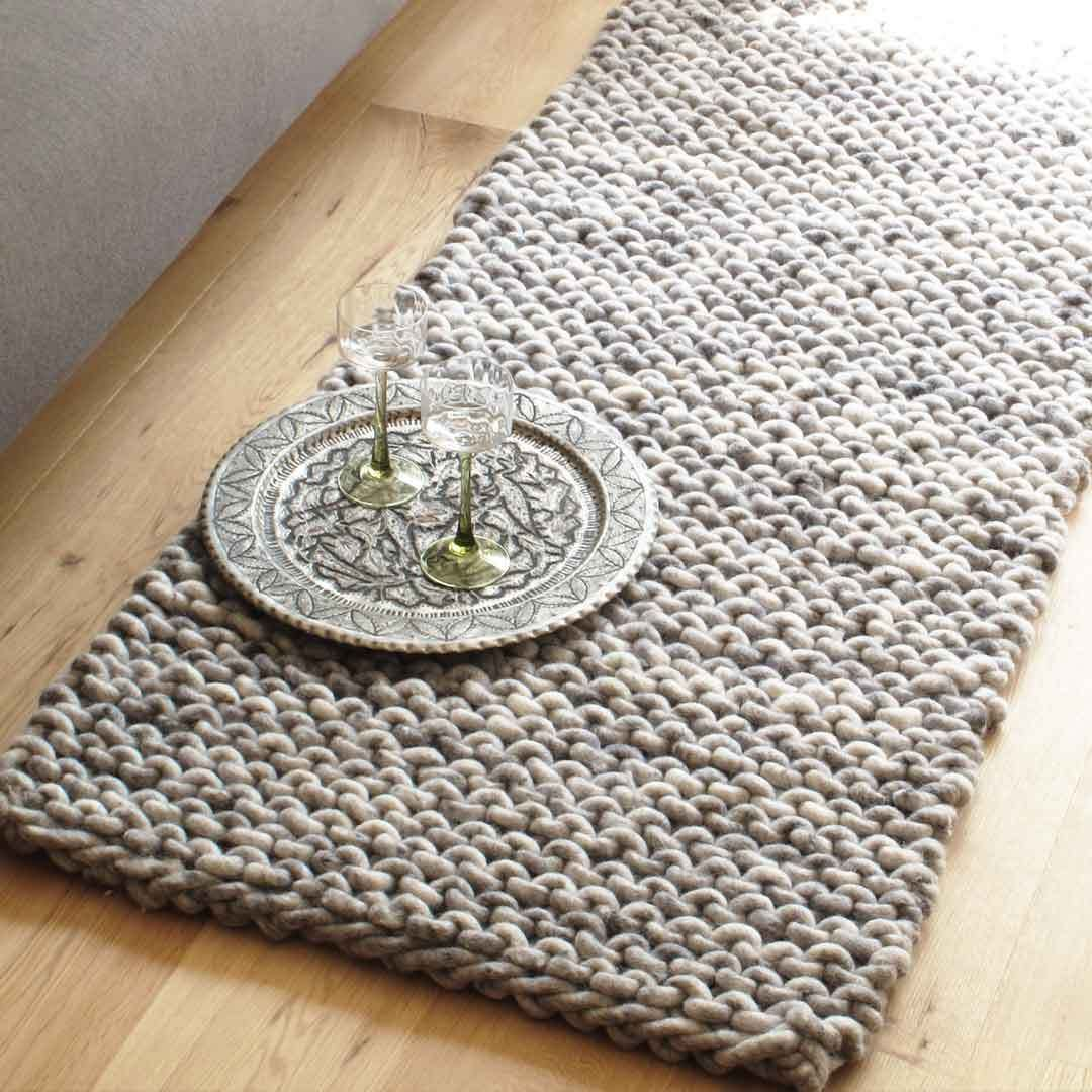 Teppich Rund Strick Strick Kit Arazzo Carpet Texture Design Pinterest