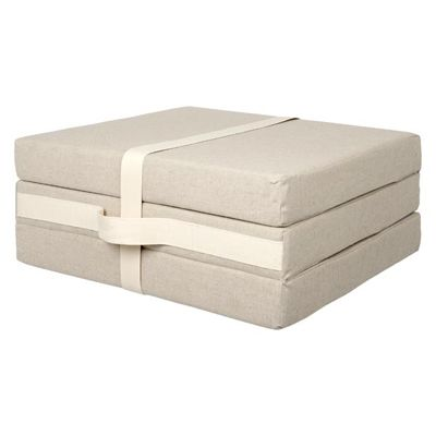 Foldaway Guest Mattress Muji S Is Perfect For Visitors And Can Also Be Used As A Floor Cushion
