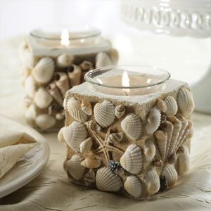 Stylish Ways To Decorate Your Home With Seashells Sea Shells