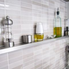 Stainless Steel Kitchen Racks Unique Curtains Shelves On The Wall