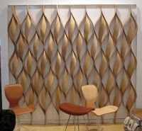 Green Style: Wooden Screen from Koi Design at ICFF 2009 ...