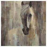 Canvas - Horse Silhouette/Canvas + Framed Art/Wall Decor ...