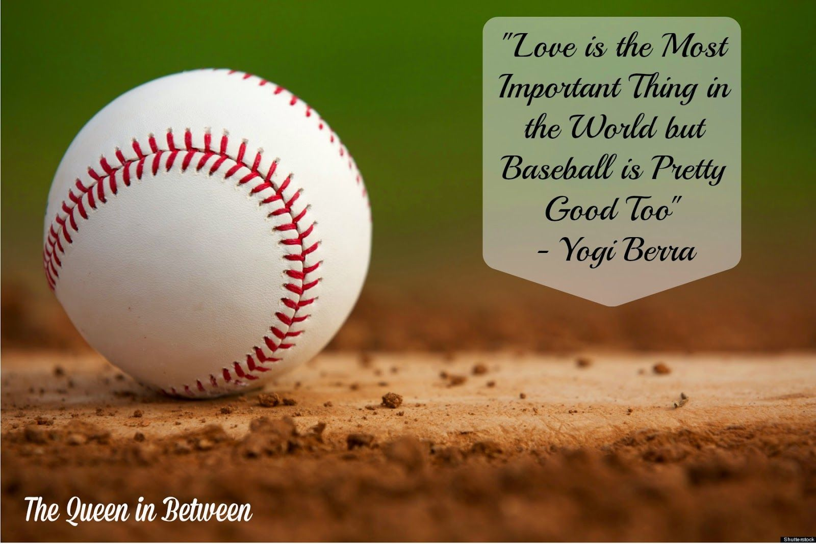 Good Baseball Quotes Baseball Quotes For Love Of The Game Picture